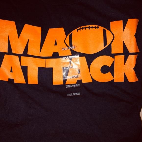 Chicago Bears 🐻 Mack Attack MENS t-shirt